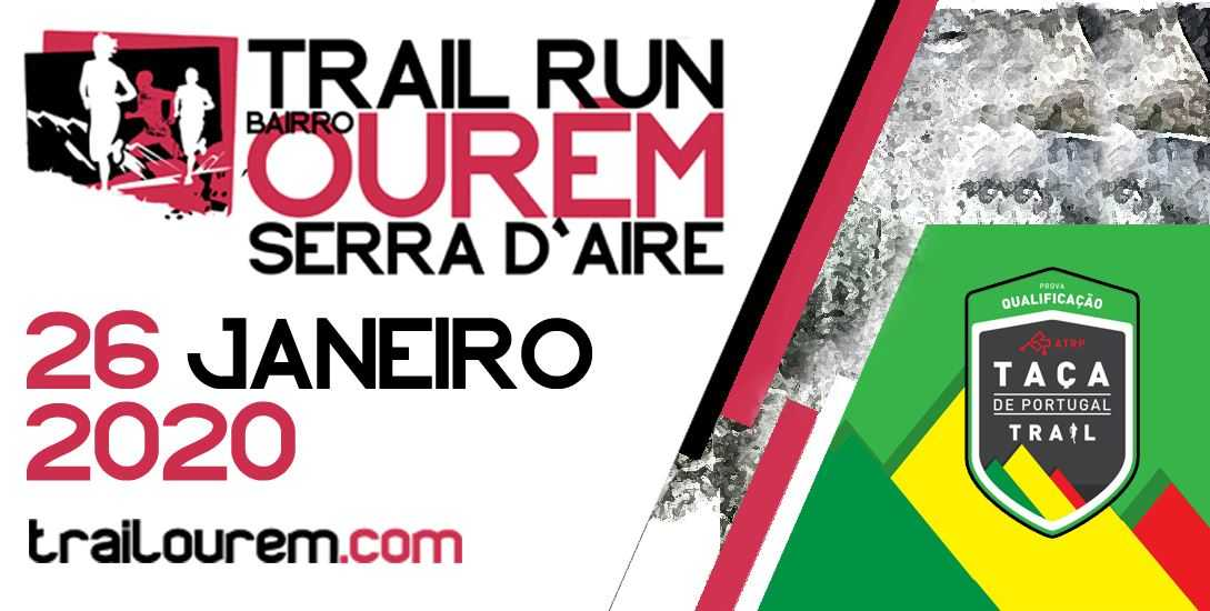 Trail-Run Ourém - Serra d'Aire 2022