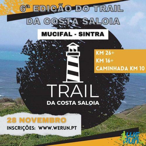 Trail da Costa Saloia 2021
