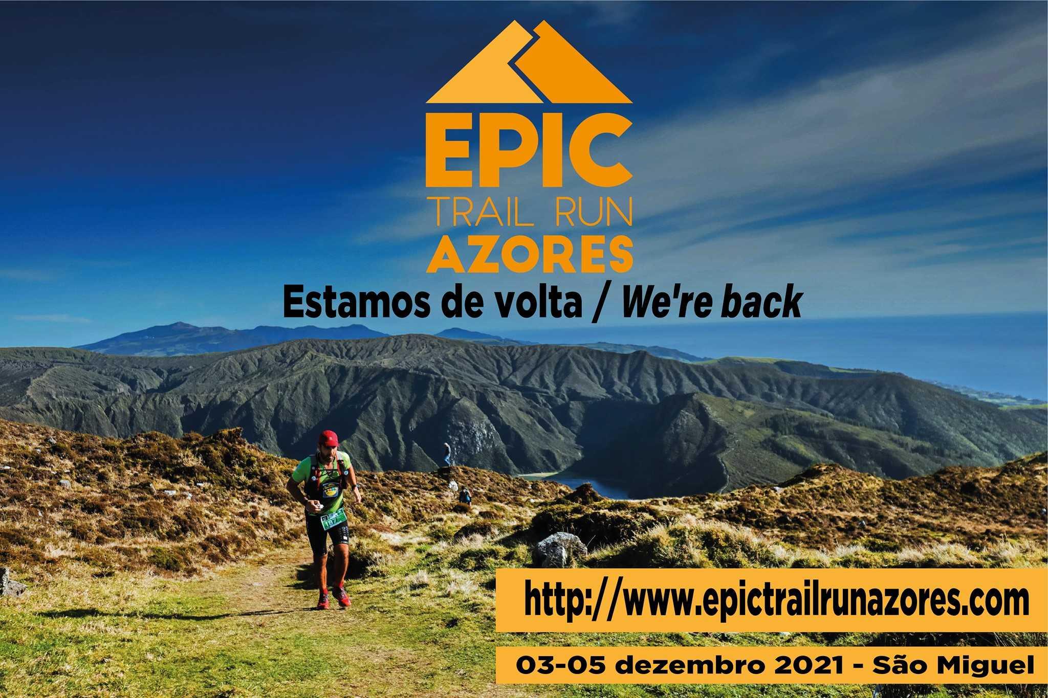 Epic Trail Run Azores 2021