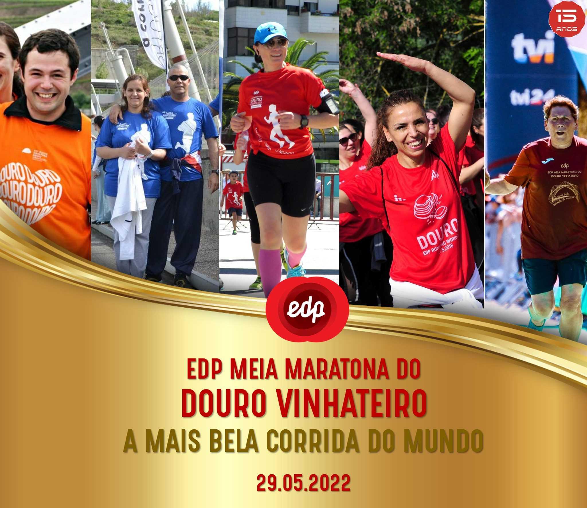 Meia Maratona do Douro Vinhateiro 2022