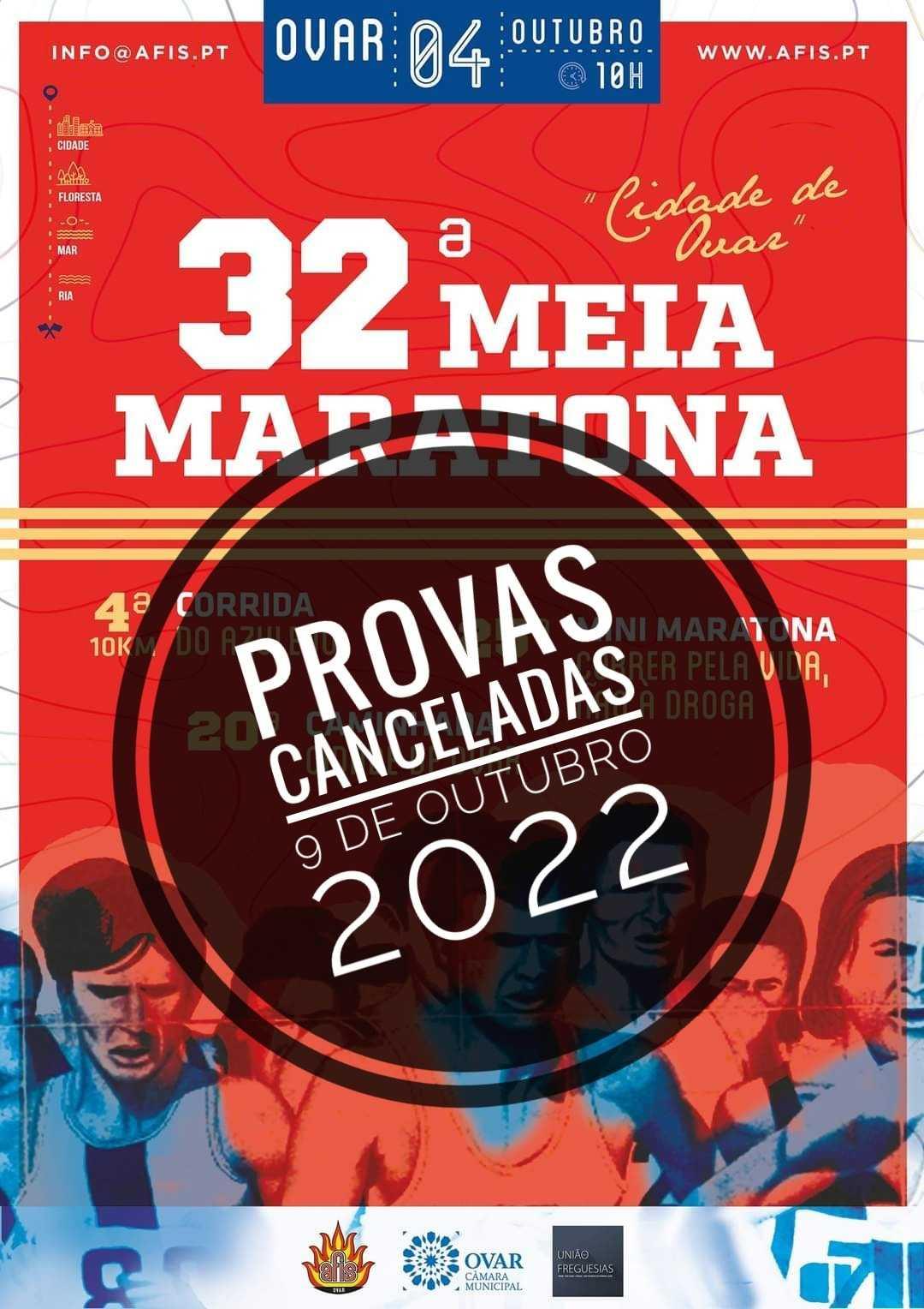 Meia Maratona Cidade de Ovar 2022