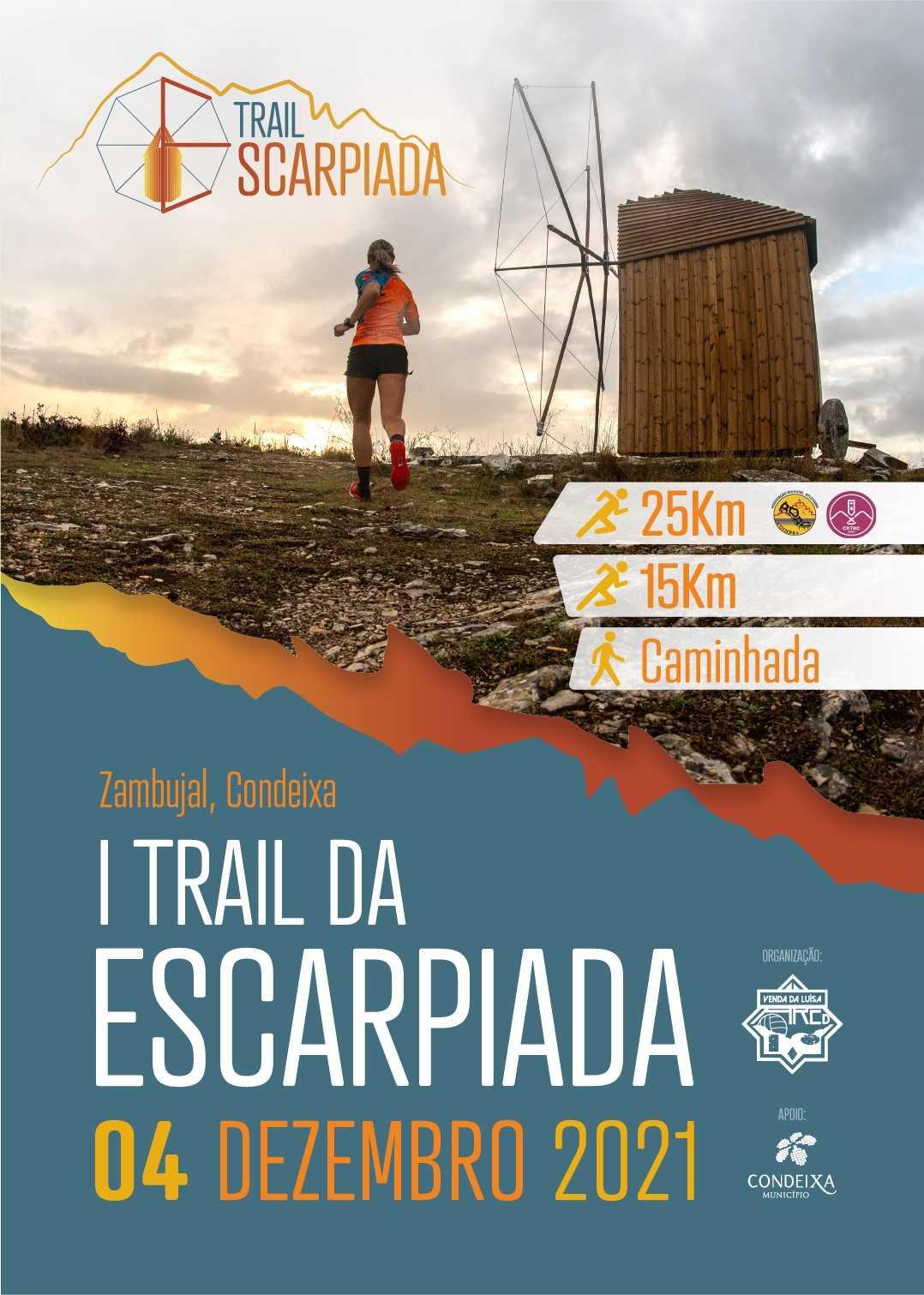 Trail da Escarpiada 2021