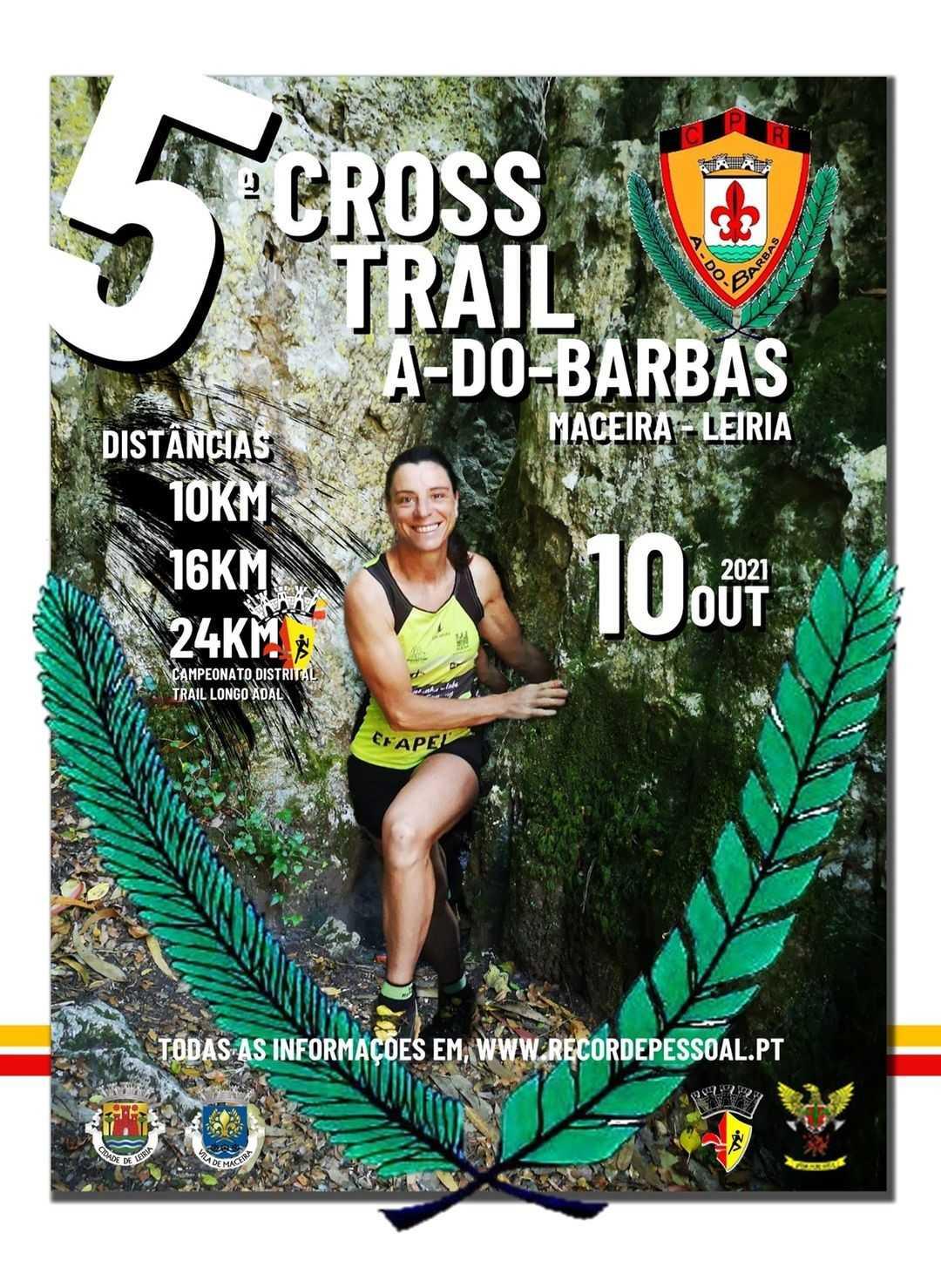 Cross/Trail CPR. A-do-Barbas 2021