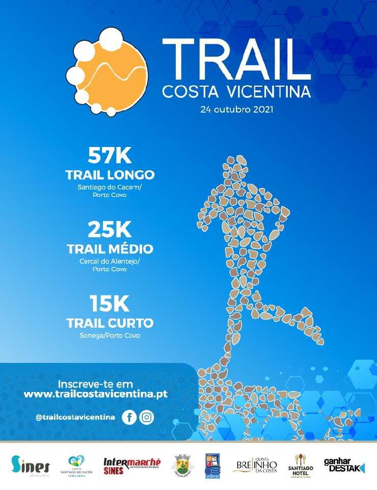 Trail da Costa Vicentina 2021