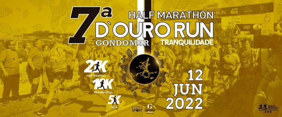 Meia Maratona D´Ouro Run Gondomar 2021